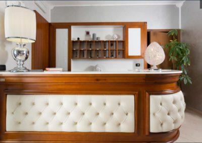Arredamento Reception Hotel
